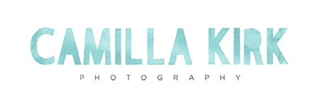 Gold Coast, Byron Bay and Brisbane Photographer | Camilla Kirk | Weddings and portraits logo